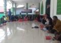 Suasana Lokakarya Mini Di Kampung KB Dusun Air Salak