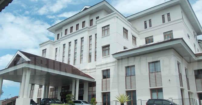 Kantor DPRD Provinsi Maluku