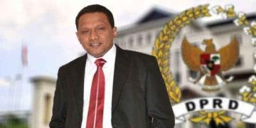 Ketua DPPRD Maluku, Edwin Huwae