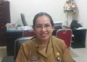 Kadis Kesehatan Kota Ambon, dr. Wendi Pelupessy