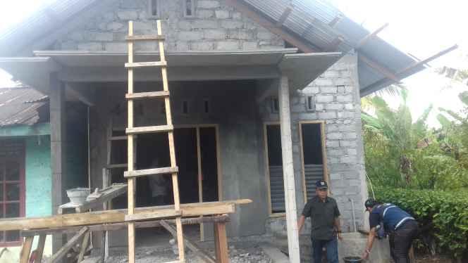 Hasil Pembangunan Rumah dari Program BSPS