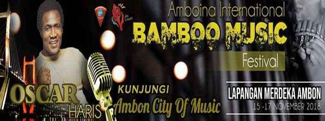 Promosi Amboina Internasional Music Festival