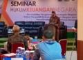 Seminar Hukum Keuangan Negara.