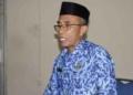 Kasubag TU Kantor Agama Kota Ambon, Saraju Kelrey, S.Ag.