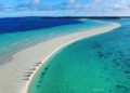 Pantai Ngur Tavur di Kabupaten Maluku Tenggara (Foto : travelingyuk)