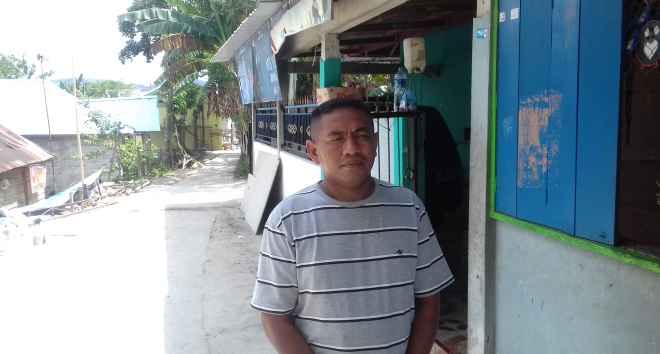 Serka Alimudin, Ketua Kelompok Kerja (Pokja) Kampung KB Dusun Air Salak .
