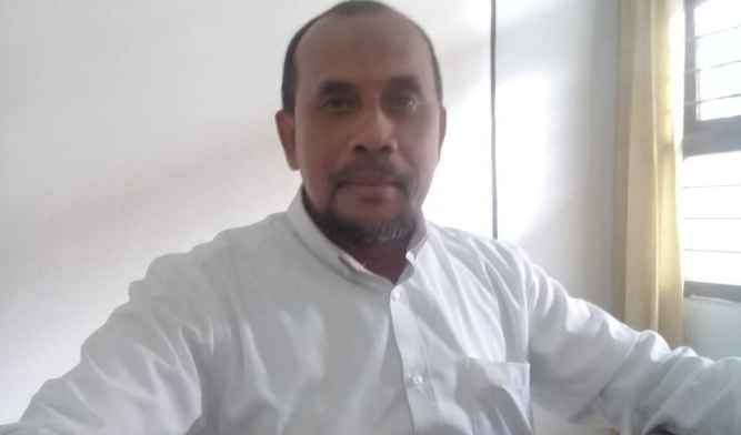 Hasan Slamet, Kepala Perwakilan ORI Maluku.