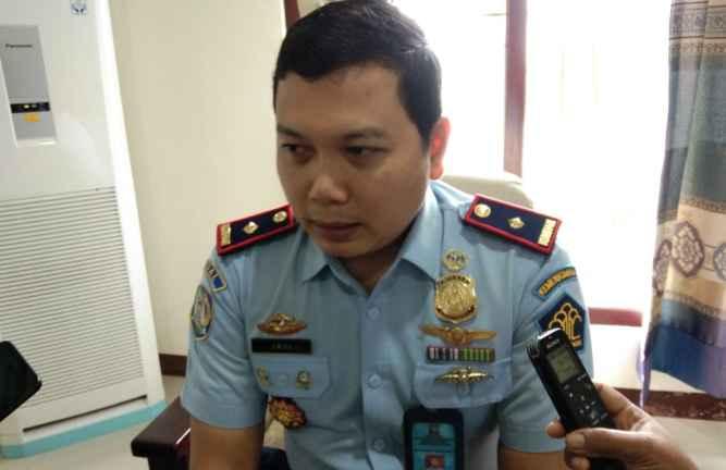Kepala Kantor Imigrasi Kelas 2 Tual , Andi Setyawan, A.Md.Im. MPA.