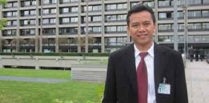 Kepala Tim Advisory dan Pengembangan Ekonomi (TAPE) Kantor Perwakilan Bank Indonesia Provinsi Maluku, Andy Setyo Biwado.