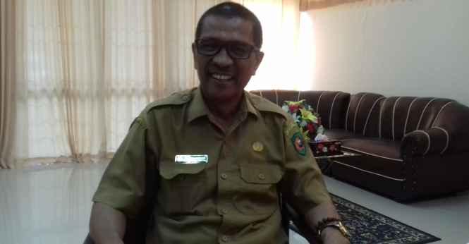 Plt Kepala Dinas Ketahanan Pangan Provinsi Maluku, Ir. H. Umar Polhaupessy, M.Si.