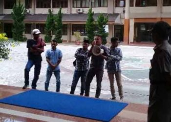 demo-copot-kepala-PDAM-Maluku-Tengah