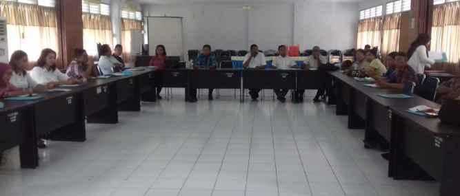 Peserta Kegiatan Isu Strategis Program KKBPK/PILKADA.
