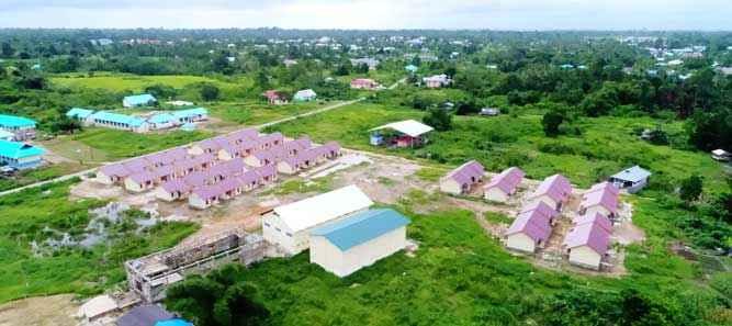 Rumah singgah di Kabupaten Kepulauan Aru