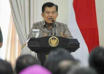 Wakil Presiden RI, Drs. H. Jusuf Kalla.