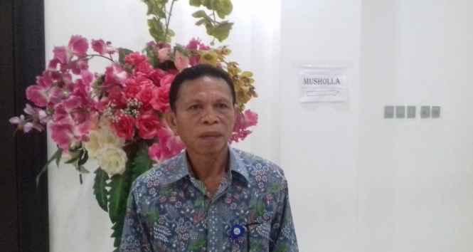 Abdul Kadir Peluw, SE. M.Si, Kabid ADPIN Perwakilan BKKBN Promal.