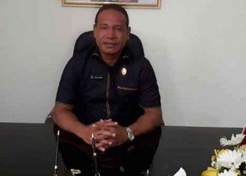 Wakil Ketua DPRD Tual, Zainal Gainal Abidin