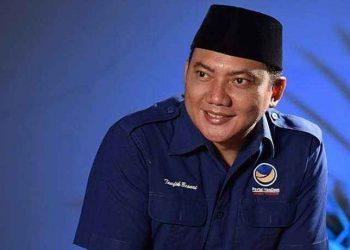 Ketua DPP NasDem Bidang Hukum, Advokasi dan HAM, Taufik Basari