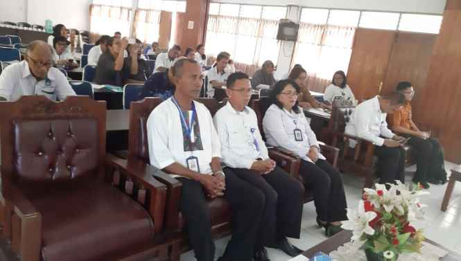 Peserta Desiminasi Hasil SDKI 2017.