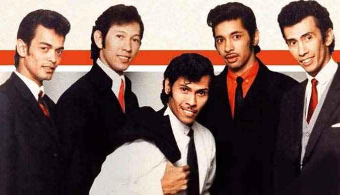 Band Belanda The Tielman Brothers, Keturunan Timor Dikira Maluku - Tribun Maluku | Berita Maluku Terkini