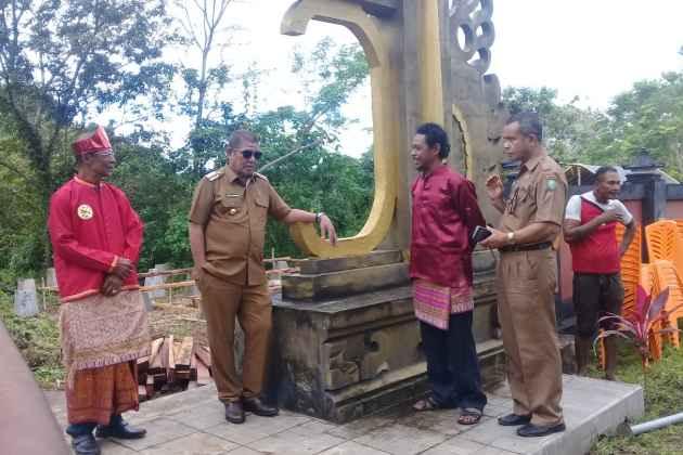 Makam Nen Dit Sakmas Akan Jadi Tempat Wisata Budaya