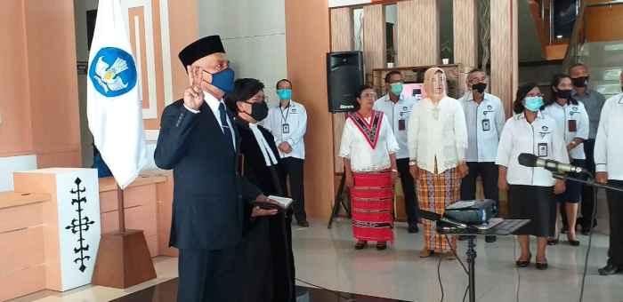 Muhammad Bugis dan Jantje Lekatompessy Kembali Pimpin LLPT Wilayah XII