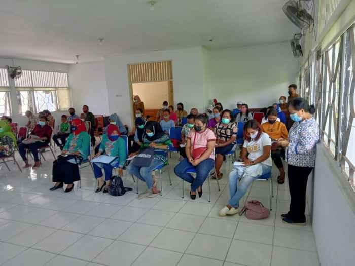 Peserta Orientasi PK 21, Kec. Sirimau Kota Ambon.